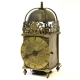 An extremely rare English Lantern clock circa 1640 acquired by us.