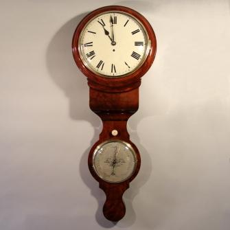 Drop dial clock 2