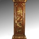 Tortoishell lacquer longcase for sale.