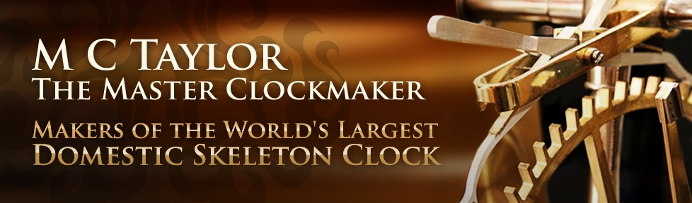 Skeleton Clock Maker Version 2
