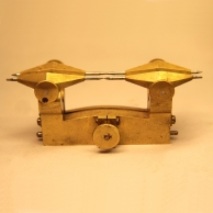 Watchmakers brass depthing tool for sale.