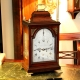 Verge mahogany bracket clock for sale by Charles Bayles of London circa 1775.