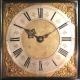 Early English Longcase clock by Jeremiah Johnson, Exchange Alley, London. C1690.