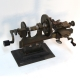 Watchmaker's Mandrel Lathe for sale. Good quality with no wear.