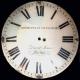 Large Welsh dial clock made by David Jones of Merthyr Tydfil. Circa 1835.