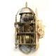 Musical Lantern or Chamber clock by Samuel Smith of London. Circa 1725.