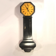 Rare Tavern clock by Walter Rowland.