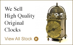 We Sell High Quality Original Clocks