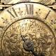 Miniature striking English lantern clock by Henry Burges, London. Circa early 18th century.