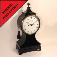 Balloon bracket clock