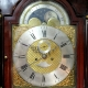 A fine 'Chippendale' style mahogany longcase clock by the eminent maker, Joseph Finney of