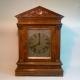 German Bracket clock.