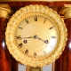 Large French Portico clock