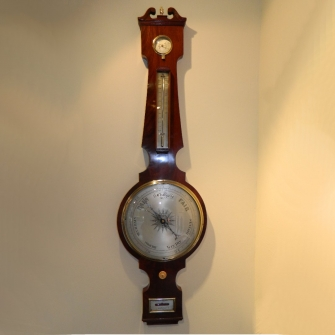 Late Georgian Barometer
