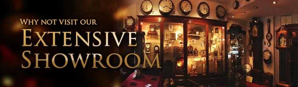 Extensive Showroom