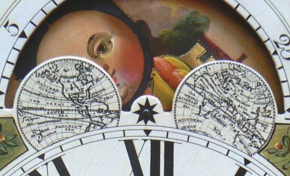 Repainted globes